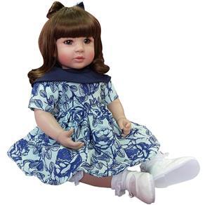 Boneca Laura Sweet Hannah - Bebe Reborn