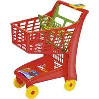 Carrinho Infantil para Supermercado Vermelho 872 - Magic Toys