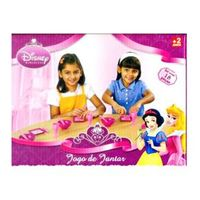Jogo Jantar Princesas Elka