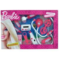Kit Barbie Médica 10 Itens Tamanho Médio Fun 7496 - 4