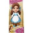 Princesas Disney - Mini Boneca Bela Vestido Azul