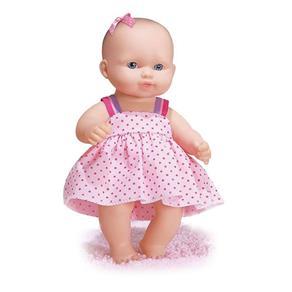 Bebê Baby Jr Fofinho com Vestido - Cotiplás