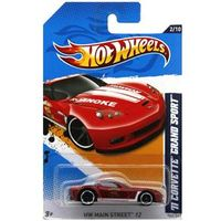 Carrinho Mattel Hot Wheels Corvette Grand Sport ´ 11 - C4982T9817