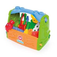 Caixa de Ferramentas Infantil 18 Peças 453 Calesita