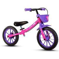 Balance Bike Aro 5 Feminino Lilás - Colli