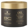 Bc Oil Miracle Schwarzkopf Professional - Máscara Nutritiva 150ml