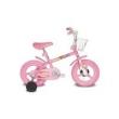 Bicicleta 12 ´ Infantil Fofys Rosa com Cesta Verden 10093