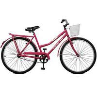 Bicicleta 26 Kamilla Contrapedal - Master Bike - Rosa rosa