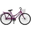 Bicicleta 26 Kamilla Contrapedal - Master Bike - Violeta roxo