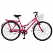 Bicicleta 26 Kamilla Freio Manual - Master Bike - Rosa rosa
