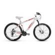 Bicicleta Alfameq Stroll Aro 29 Freio À Disco 27 Marchas - Branca Com Vermelho - Quadro 17