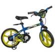Bicicleta Aro 14 Bandeirante Adventure - Azul / Amarelo