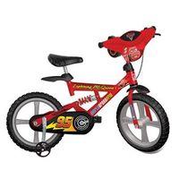 Bicicleta Aro 14 X - Bike - Carros Disney - Bandeirante