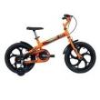 Bicicleta Aro 16 Caloi Power Rex T10R16V1 - Laranja