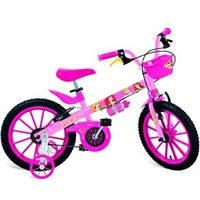 Bicicleta Aro 16 Princesas Disney - Bandeirantes