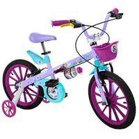 Bicicleta Aro 16 X - Bike - Frozen Disney - Bandeirante