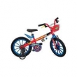 Bicicleta Aro 16 X - Bike - Mulher Maravilha - Bandeirante