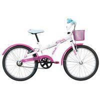 Bicicleta Aro 20 Caloi Barbie T11R20V1 - Branco Perolado