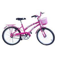 Bicicleta Aro 20 F. Susi Pink Dalannio Bike