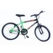 Bicicleta Aro 20 M. Kid Verde C / Preto Dalannio Bike