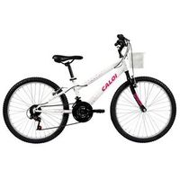 Bicicleta Aro 24 Caloi Ceci com 21 Marchas