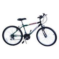 Bicicleta Aro 24 M. Stroll Verde C / Preto Dalannio Bike