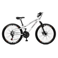Bicicleta Aro 26 - 21 M Free Rider F / disco Master Bike - 2628886