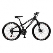Bicicleta Aro 26 e 21 M Free Rider F / disco Master Bike - 2628875
