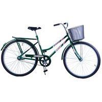Bicicleta Aro 26 Feminina Freio no Pé CP Malaga Verde verde