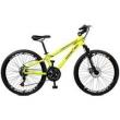 Bicicleta Aro 26 Free Rider 21M Freio Á Disco - Master Bike - Amarelo amarelo