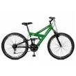 Bicicleta Aro 26 Master Bike Vamos Chape 21M A - 36 - Verde verde