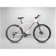 Bicicleta Aro 29 GTS M10 24V Disco Shimano Quadro 17 branco
