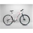 Bicicleta Aro 29 GTS M10 27V Disco Shimano Acera Quadro 17 branco