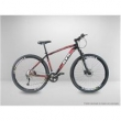 Bicicleta Aro 29 GTS M10 27V Disco Shimano Alivio Quadro 21 preto