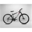 Bicicleta Aro 29 Wendy Suspensão 21V Shimano Freio a Disco preto