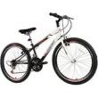 Bicicleta Axess Aro 24 Unissex Branco / Preto - Track& Bikes