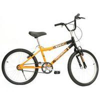 Bicicleta BMX Aro 20 Laranja / Preta Monark