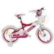 Bicicleta BMX Ranger Aro 16 Rosa / Branca Monark