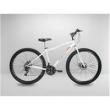 Bicicleta Branca Aro 29 Wendy 21v Disco Câmbios Shimano branco