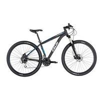 Bicicleta Caloi Explorer 20 - Aro 29, 24v Preta - 17 ´ preto