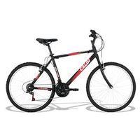 Bicicleta Caloi MTB Aluminum 21V 2015 preto