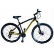 Bicicleta Canadian Curvo 24 Marchas Câmbios Shimano - Quadro 18 amarelo