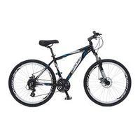 Bicicleta Cannon Alloy 26 Freio A Disco 21v Shimano Yamada preto