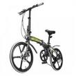 Bicicleta Dobrável Pliage Two Dogs Alloy Cinza