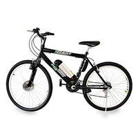 Bicicleta Elétrica Aro 26 BAT. de LITIO Tec - City v2 preto