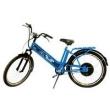 Bicicleta Elétrica Daytona 800W 48V 12Ah Azul - Scooter Brasi
