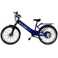 Bicicleta Elétrica Machine Motors 800W 48V - Azul azul marinho