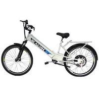 Bicicleta Elétrica Machine Motors 800W 48V - Branco branco
