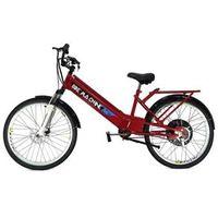 Bicicleta Elétrica Machine Motors 800W 48V - Vermelho vermelho