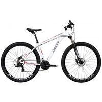 Bicicleta Explorer 10 Aro 29 Branca 21v Tam 19 - Caloi branco